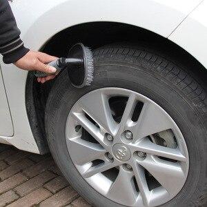 Car tire brush Wheel brush Car