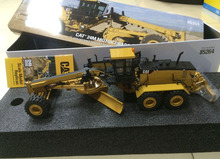 New Color box – Caterpillar Cat 24M Motor Grader 1/50 DieCast Model By DM #85264 Construction vehicles