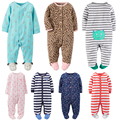 2015 baby girl Clothes Brand Baby Rompers One Pieces Baby Romper Infant Baby Boys Girls Long Sleeve Jumpsuits