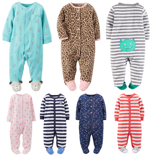 35e3729d2 2015 baby girl Clothes Brand Baby Rompers One Pieces Baby Romper Infant Baby  Boys Girls Long