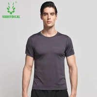 2018 Men Male Designer Workout Shirts Training Running T Shirt Quick Dry Slim Fit Shirts Tops & Tees Size S M L XL 2XL 3XL