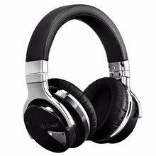 Cowin Высокое Качество Беспроводные Наушники Bluetooth-гарнитура с Микрофоном/NFC hifi музыки Беспроводные Наушники для Телефона громкой