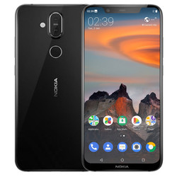NOKIA X7 TA-1131 6GB RAM 64GB ROM Snapdragon 710 2.2GHz Octa Core 6.18 Inch FHD+ Full Screen Android 8.1 4G LTE Smartphone 2