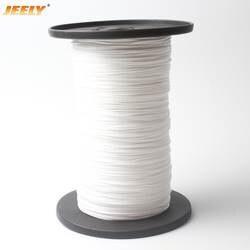 JEELY 1000 м 55LBS 0,5 мм 6 прядные линии СВМПЭ трос лебедки, веревки