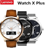 Lenovo Watch X Plus Bluetooth Waterproof Smartwatch Gesture Photography 8ATM Waterproof Sleep Heart Rate Monitor For IOS Android