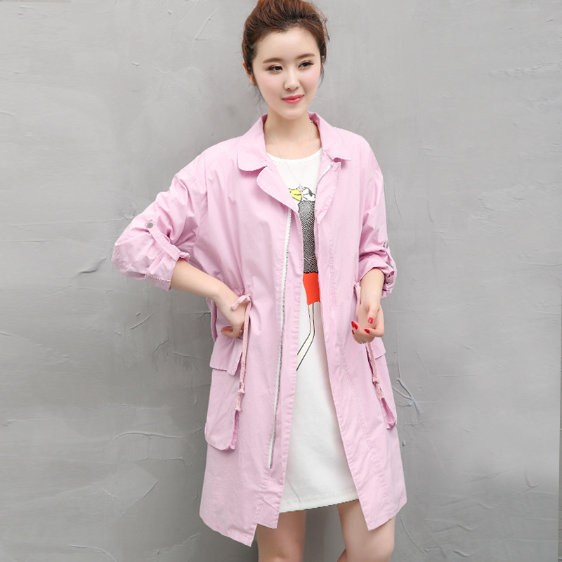 new spring/autumn womens jacket cotton thin maternity trench overcoat pregnancy jacket maternity clothing 16838new spring/autumn womens jacket cotton thin maternity trench overcoat pregnancy jacket maternity clothing 16838