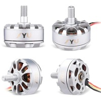 RC 2204 2205 2300KV brushless outrunner motor 2 4S with prop adatpter nuts for FPV racing drone 250 class quad multirotor Parts & Accessories Toys & Hobbies -