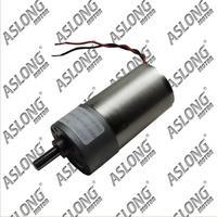 ASLONG JGB37 x3650 brushless DC motor gear motor