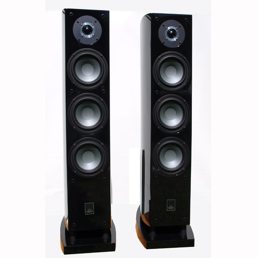 Mistral BOW-A3 100W x 2 Hifi Speaker Lantai Menara - Audio dan video portabel - Foto 4