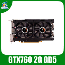 Grafikkarte nvidia geforce gtx760 2 gb gddr5 256bit karte stark als r9 270(China (Mainland))