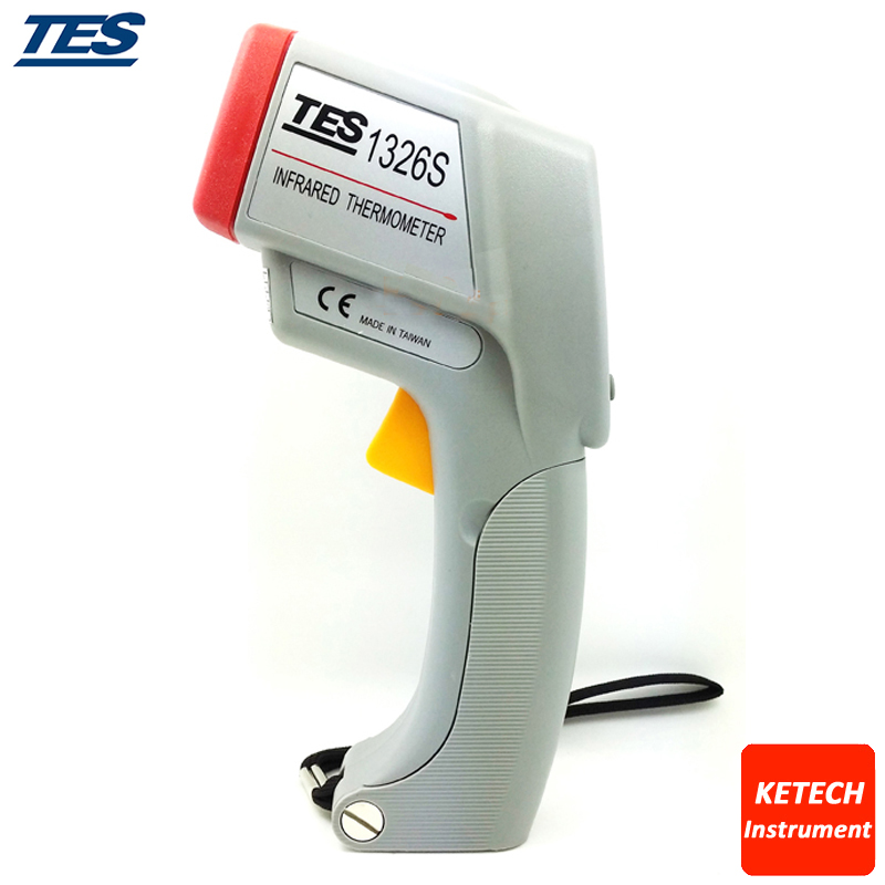TES1326S Infrared Thermometer ,Industrial Digital Thermometer,IR Infrared Thermometer tes 1326s industrial infrared thermometer 35 500c
