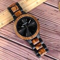 Reloj madera para hombre pulso madera 2