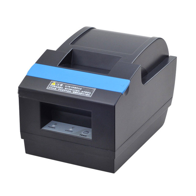 New arrived Bluetooth 58mm auto cutter thermal receipt printer with Ethernet +USB  or Bluetooth +USB or USB interface