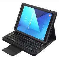 2017 New!! For Samsung Galaxy Tab S3 9.7 Removable Bluetooth Keyboard Case for Samsung Tab S3 9.7 T820 T825 multifunction cover