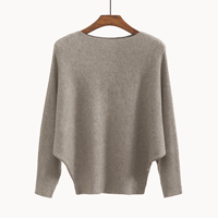 Women S Sweaters And Pullovers Coat Batwing Sleeves Loose Cashmere Sweatershirt Turtleneck Female Wool Knitted Brand