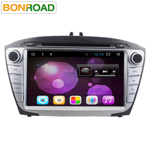 8' 2G RAM Quad Core 1024*600 Android 6.0 2Din Car DVD For Hyunda IX35 Tucson 2009-2015 Car Radio RDS Video Player GPS Navigation