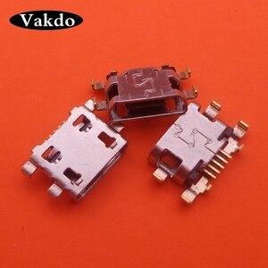 Image 2 - 100 ピース/ロットモトローラモト G6 再生 XT1922/G6 プラス micro usb charging ジャックコネ