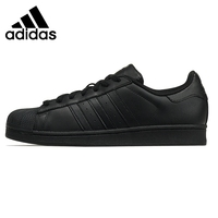Original New Arrival 2018 Adidas Originals Superstar Unisex's Skateboarding Shoes Sneakers