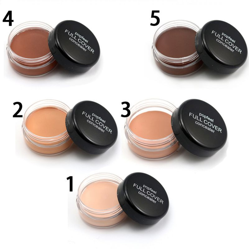 concealer foundation cream ultra long lasting deep complexion acne marks cover spots acne cement moisturizing face