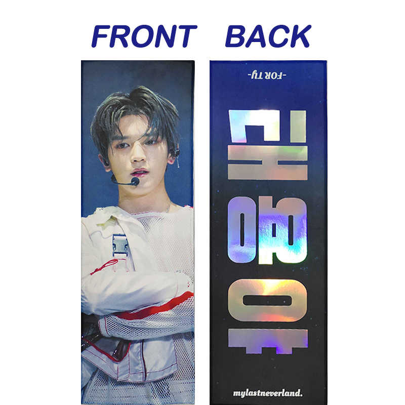 1 Set K pop EXO Concert Support Hand Banner Fabric Hang Up