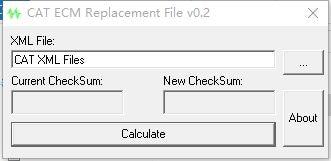 ECM Replacement File v0.2 FORCAT
