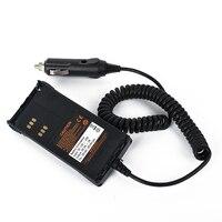 2016 HYS Walkie Talkie Car Radio Battery Eliminator Adaptor For Walkie Talkie GP328 GP339 GP340 MTX850