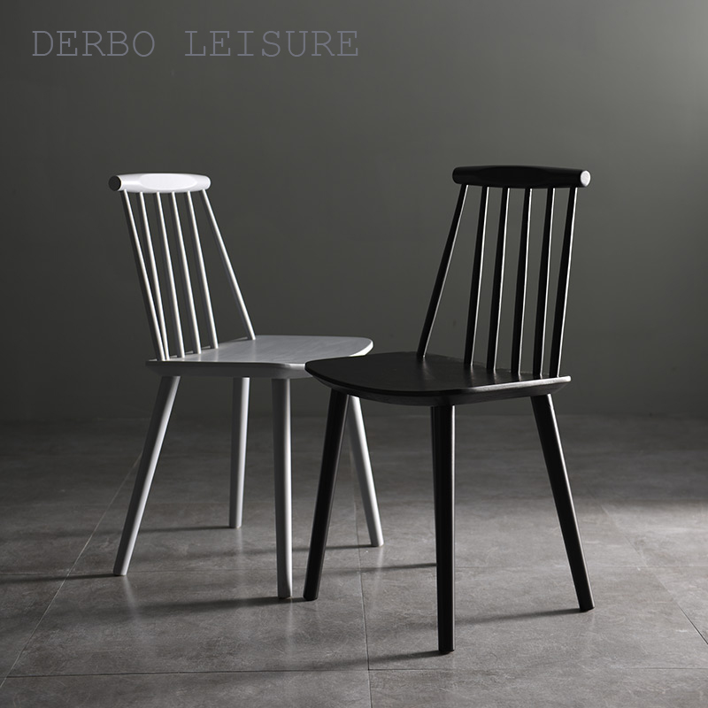 Modern Contemporary Urban Design Kitchen Dining Side Chair: Modern Classic Design Solid Wooden Luxury Dining Side
