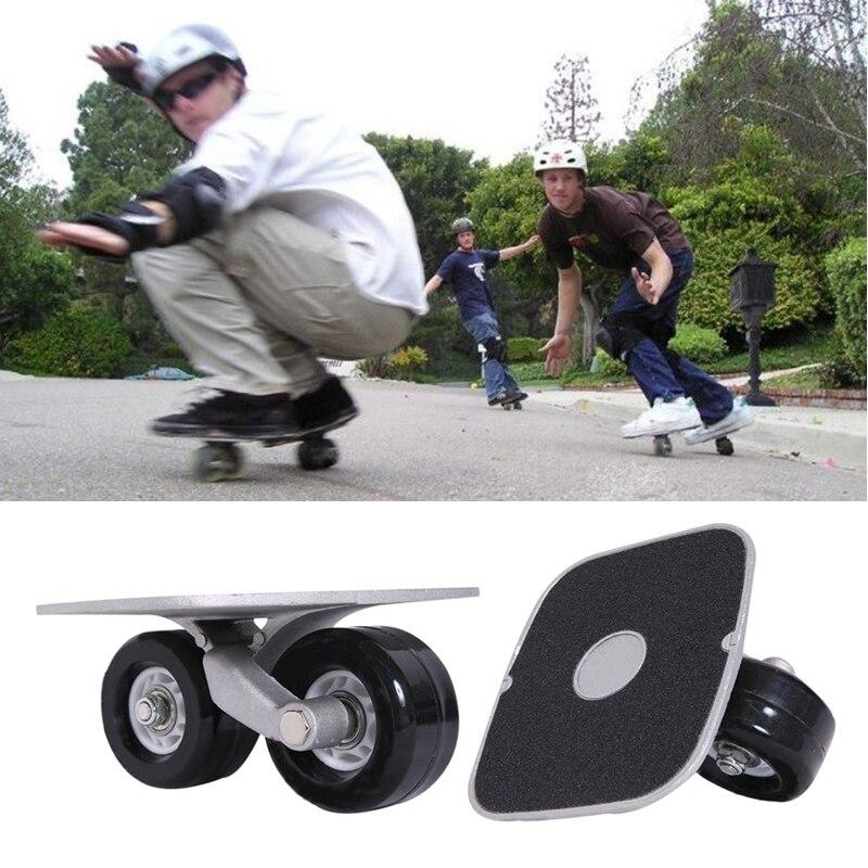 Drift board skate Pièces alliage d'aluminium Extérieure pour le Sport