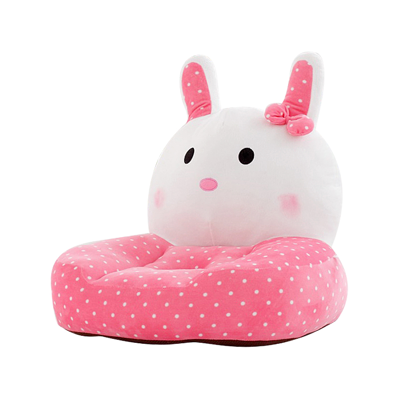 Fashion Cosy Baby Seat Armchair Cartoon Rabbit Cute Play Game Seat Chair Sofa Portable Chair Kids Transat Cushion Sofa S3007 hot sale super soft baby sofa multifunctional inflatable baby sofa chair sofa seat portable child kids bath seat chair
