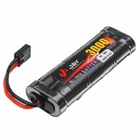 Hot New J Y 8 4V 3000mAh NiMH Rechargeable Battery Pack For TRX Plug For Traxxas