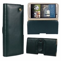 New For ASUS ZenFone 3 ZE552KL Bag Fashion Universal Genuine Leather Case Cover Belt Clip For