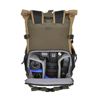 Benro Incognito B200 Professional Camera Bag Large Capacity Backpacks Soft Bag Photography Carry Bag 345 205