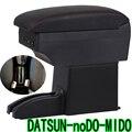 Для Datsun on-NE подлокотник коробка Datsun mid-NE usb универсальный автомобильный подлокотник центральный ящик для хранения аксессуаров
