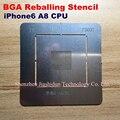 2 unids dedicate bga reballing kit para iphone 6 6g a8cpu a8 cpu p3037 calentamiento directo de alta calidad