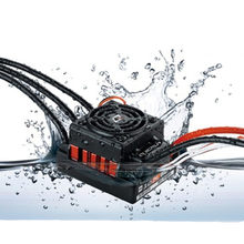 HobbyWing QuicRun 1:10 impermeable no inductivo sin escobillas 60A ESC para coche RC(China)