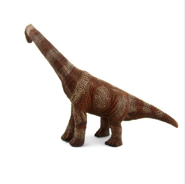 2017 new Jurassic World Park 34cm Brachiosaurus Plastic Dinosaur font b Toys b font Model Action