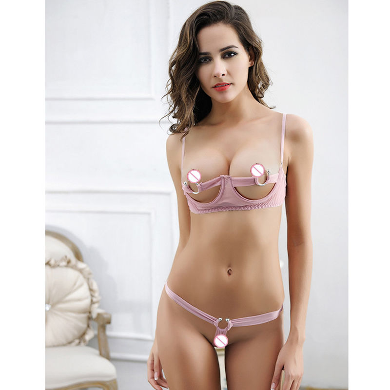 Popular Pink Shelf Bra-Buy Cheap Pink Shelf Bra lots from China ...