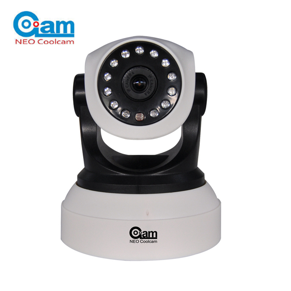 NEO Coolcam NIP 51OZX 720P HD IP Camera Wifi Network IR Night Vision CCTV Video Infrared Security Surveillance Baby Monitor howell wireless security hd 960p wifi ip camera p2p pan tilt motion detection video baby monitor 2 way audio and ir night vision