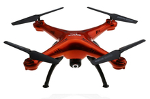 In Stock WIFI RC Drone Quadcopter with FPV Camera Headless 6 Axis Real Time RC Helicopter