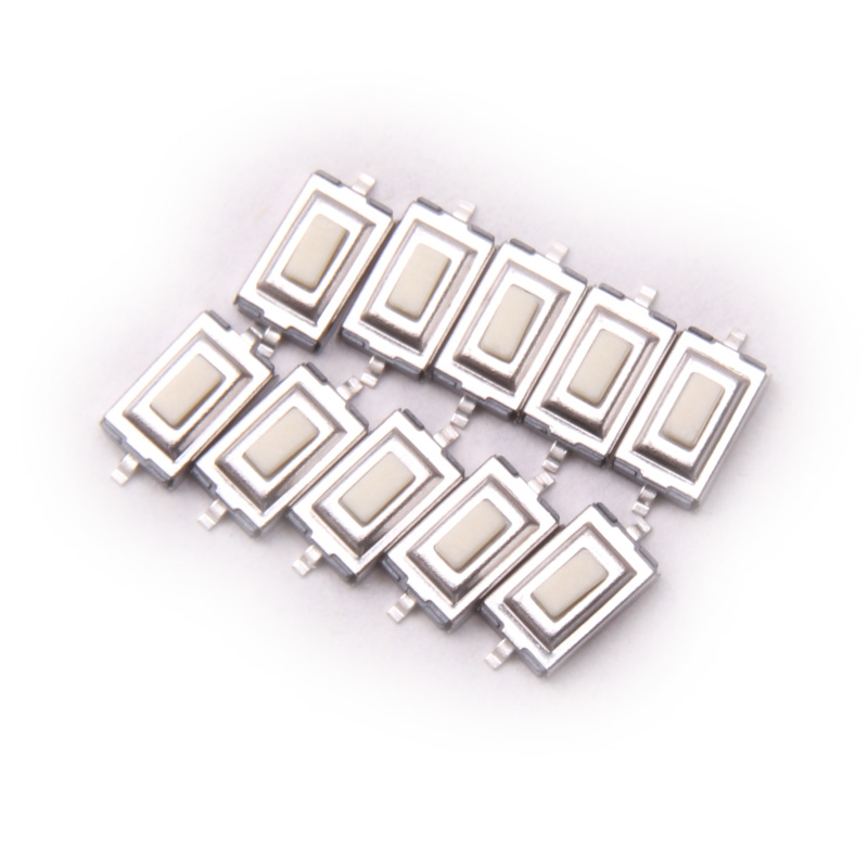 Glyduino 100PCS Touch The Switch 3*6*2.5 MM Patch Button For Arduino