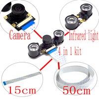 Raspberry Pi Camera Focal Adjustable Night Vision Camera Module For Raspberry Pi 2 3 Model B