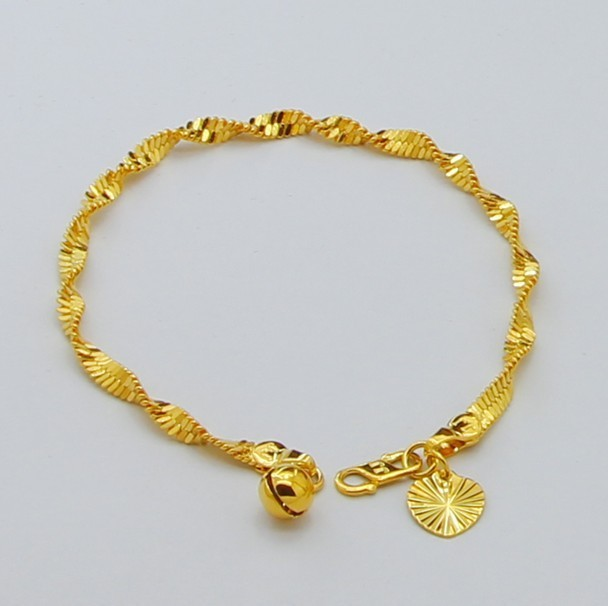 Simple Gold Bracelet Designs