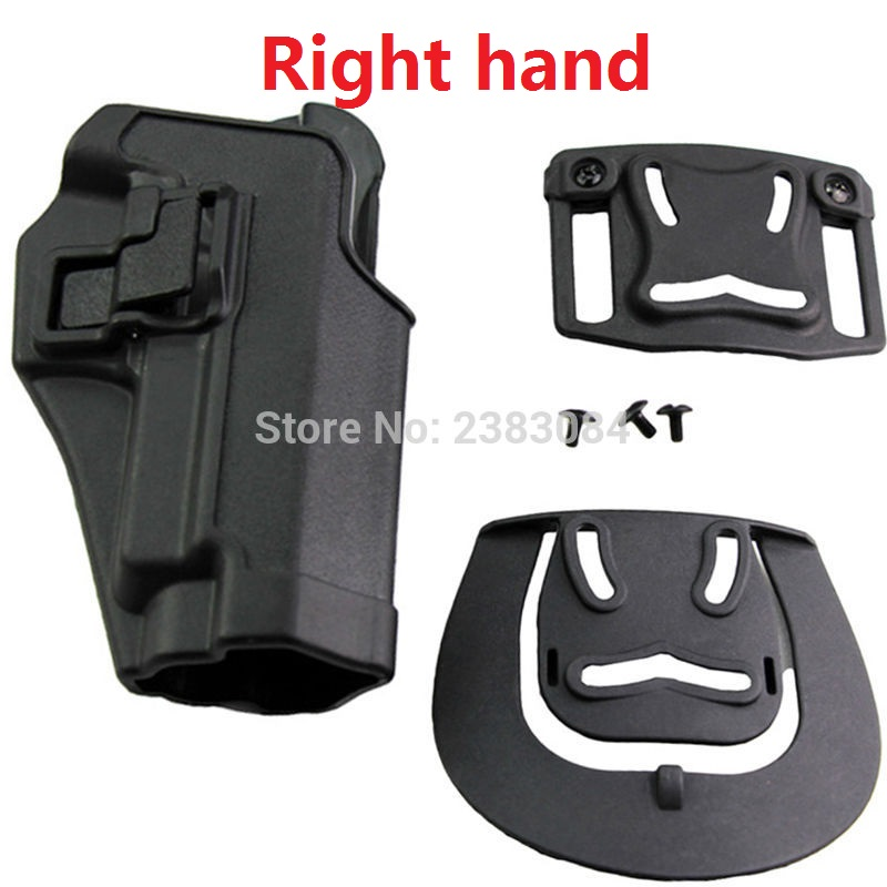Tactical Concealment Pistol Gun Holster Ipsc Sig Sauer P226 Right Left Handed Gun Holster Outdoor Airsoft Hunting Accessories image