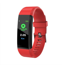 Sports Smart Watch Fitness Tracker Heart Rate Blood Pressure Watches Men Women Calories Pedometer for Android IOS Smart Bracelet
