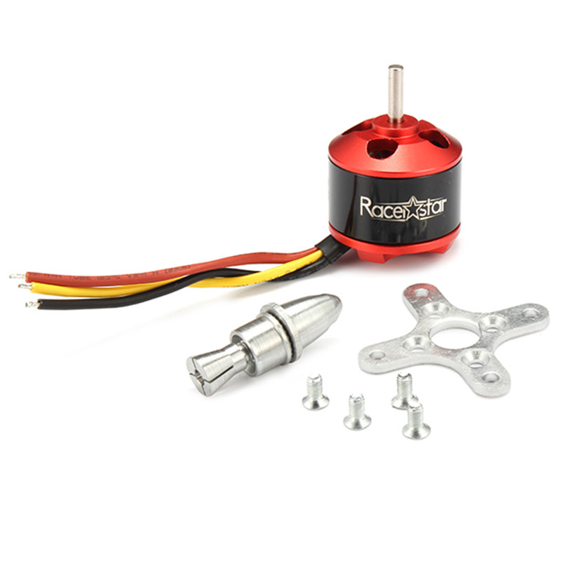 Racerstar BR2212 1400KV 2-4 s de Motor sin escobillas para RC modelos para juguetes de RC modelos