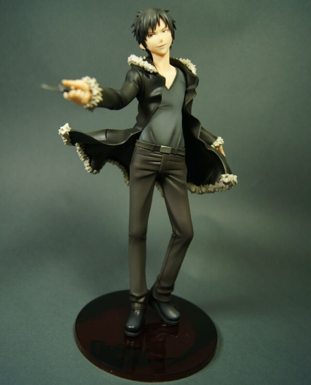 21cm Durarara Orihara Izaya Action Figures PVC brinquedos Collection Figures toys for christmas gift Free shipping21cm Durarara Orihara Izaya Action Figures PVC brinquedos Collection Figures toys for christmas gift Free shipping