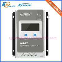 30amp EPEVER EPSolar MPPT 30A Doskonała jakość Tracer3210AN Regulator Solarny 12 v 24 v Max PV wejścia 100 V Słoneczna Regulator baterii
