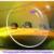 Índice de 1.56 lentes de visão simples anti radiação anti-scratch/oculos de grau Prescrição de lentes HMC asférica ultra fino femininos