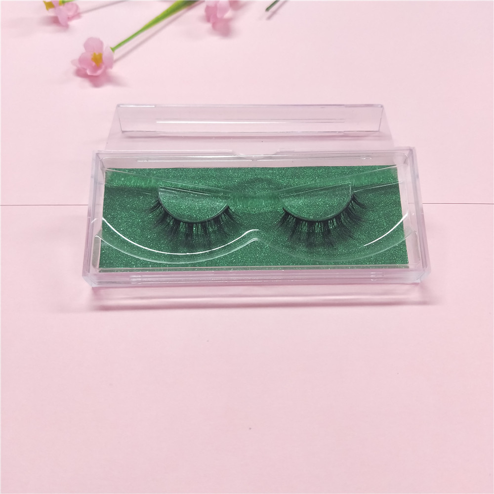 10 pairs Eyelashes 3D Real Mink Eyelashes Natural Long False Eyelashes 100% Hand Made False Lashes Eye Extension free shipping