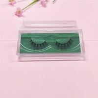 10 pairs Eyelashes 3D Real Mink Eyelashes Natural Long False Eyelashes 100% Hand Made False Lashes Eye Extension free shipping